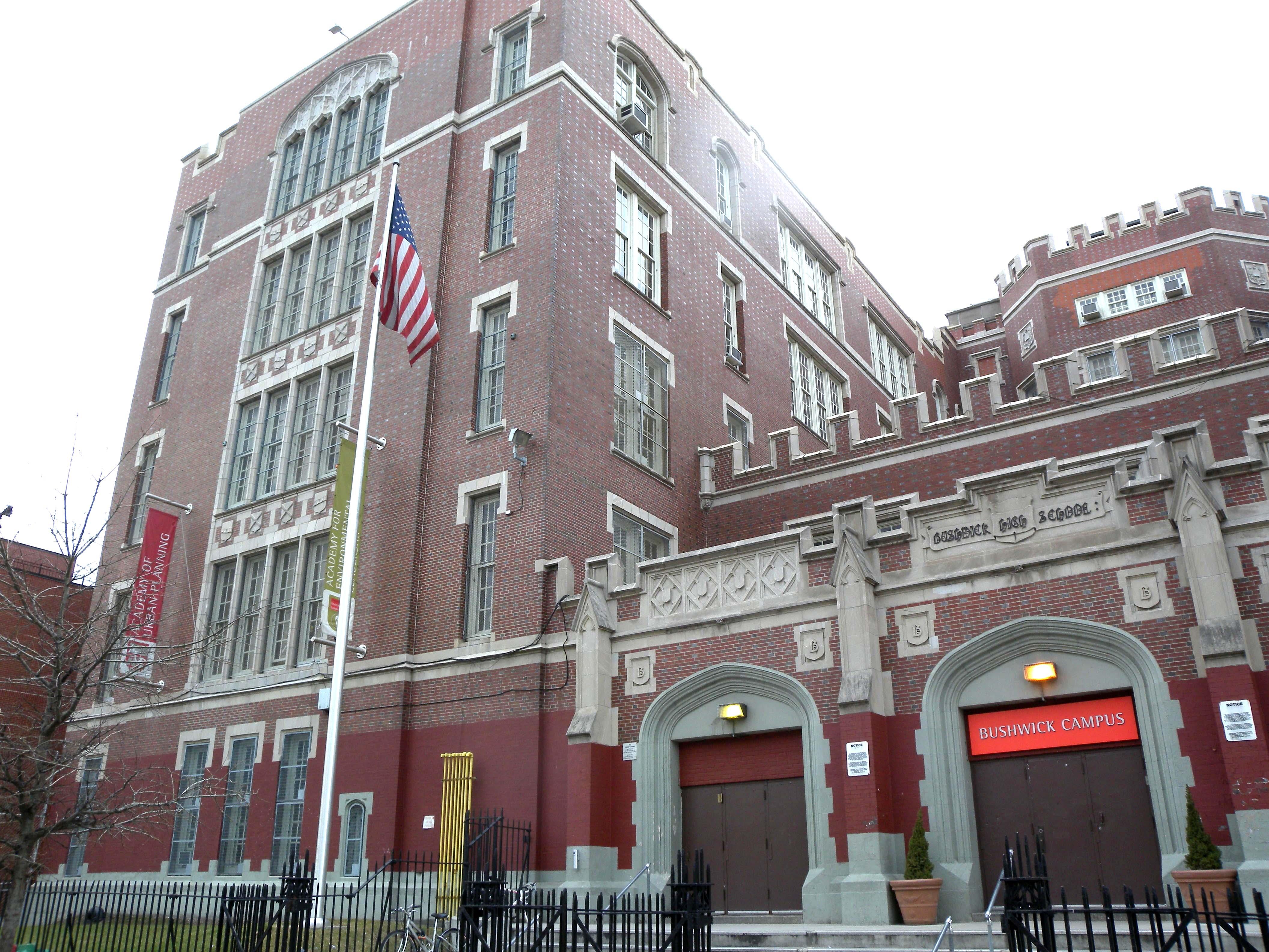 Bushwick School for Social Justice - Wikipedia