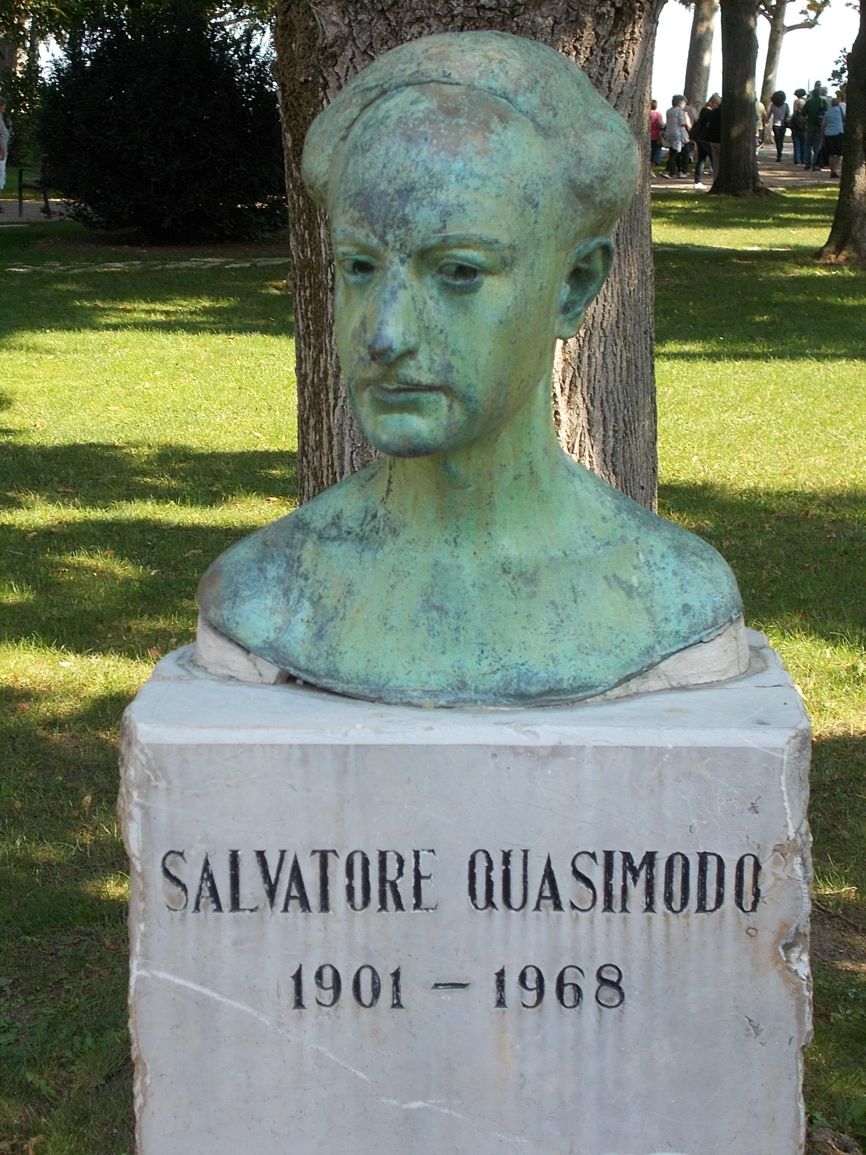 Резултат с изображение за salvatore quasimodo