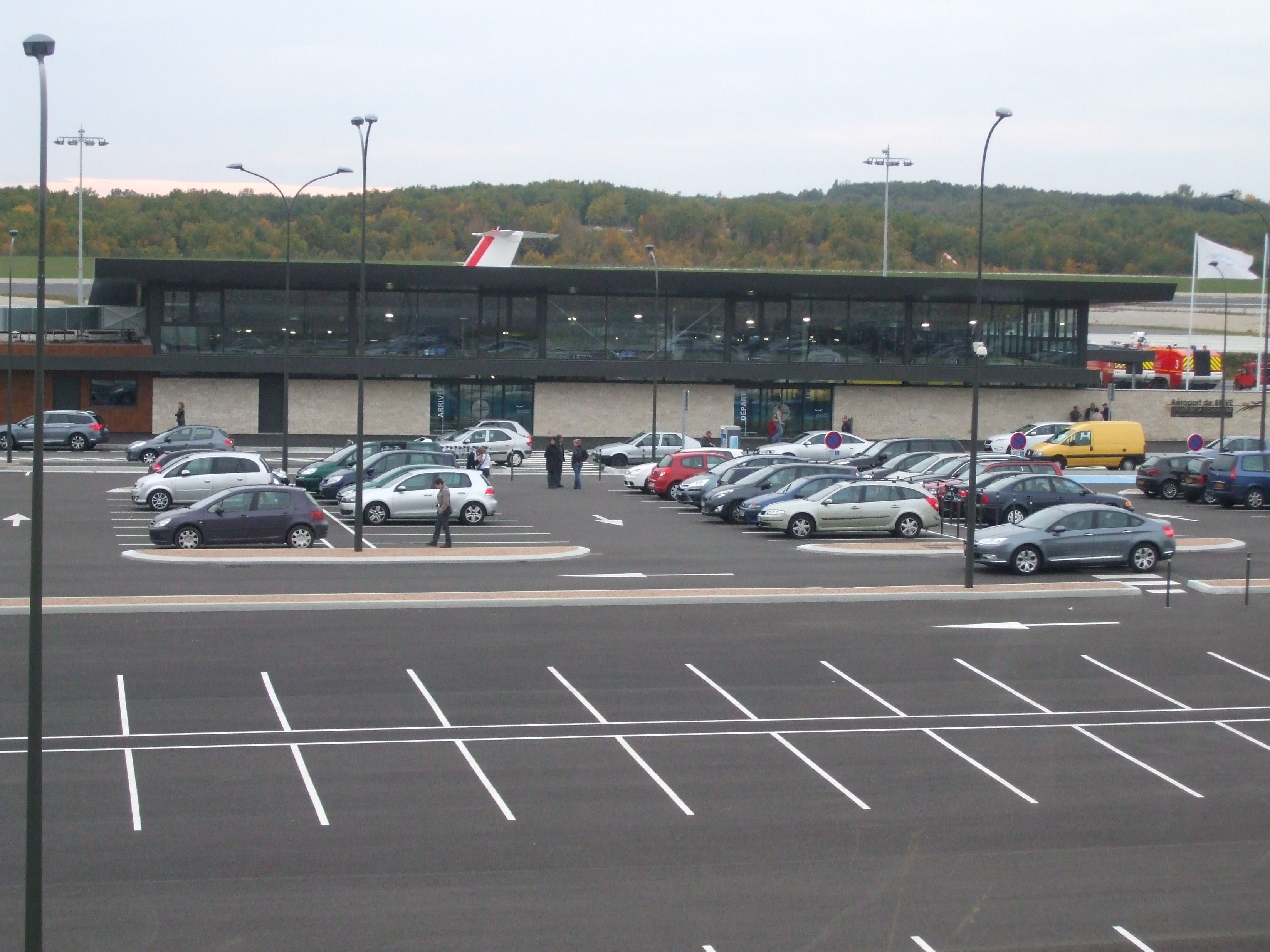 Car Parking Airport Monthly