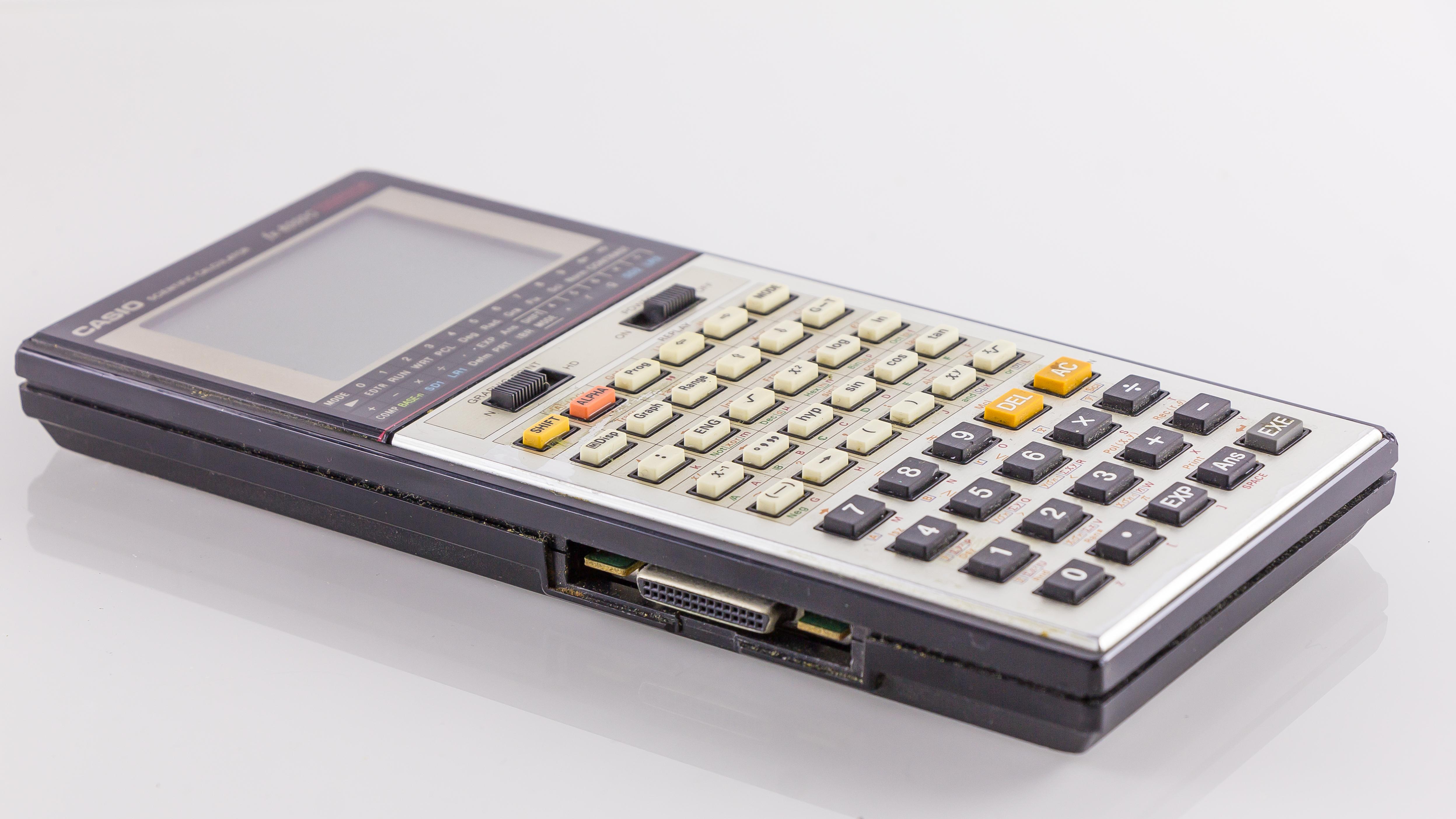 Casio graphic calculators - Wikipedia