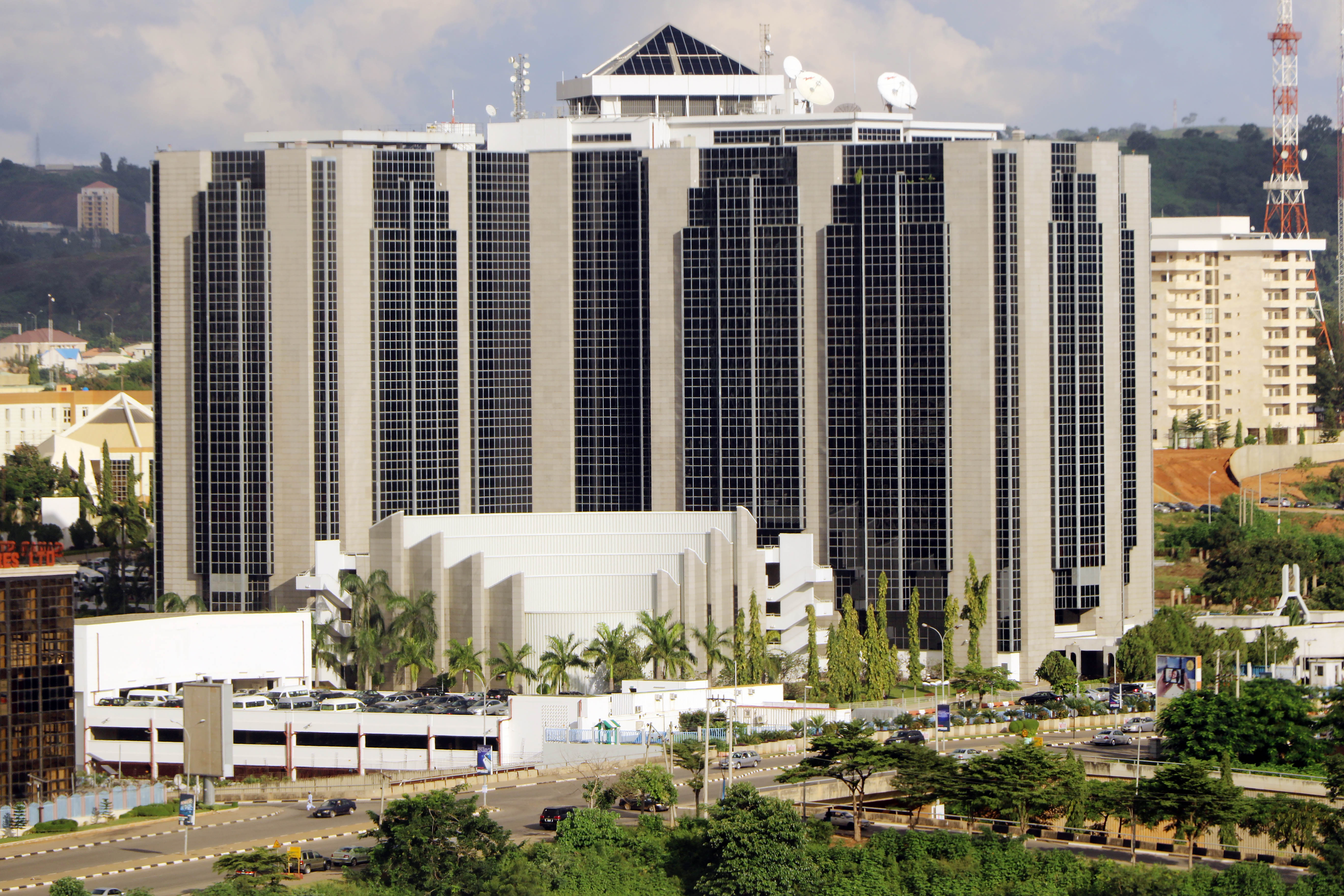 history background of central bank of nigeria