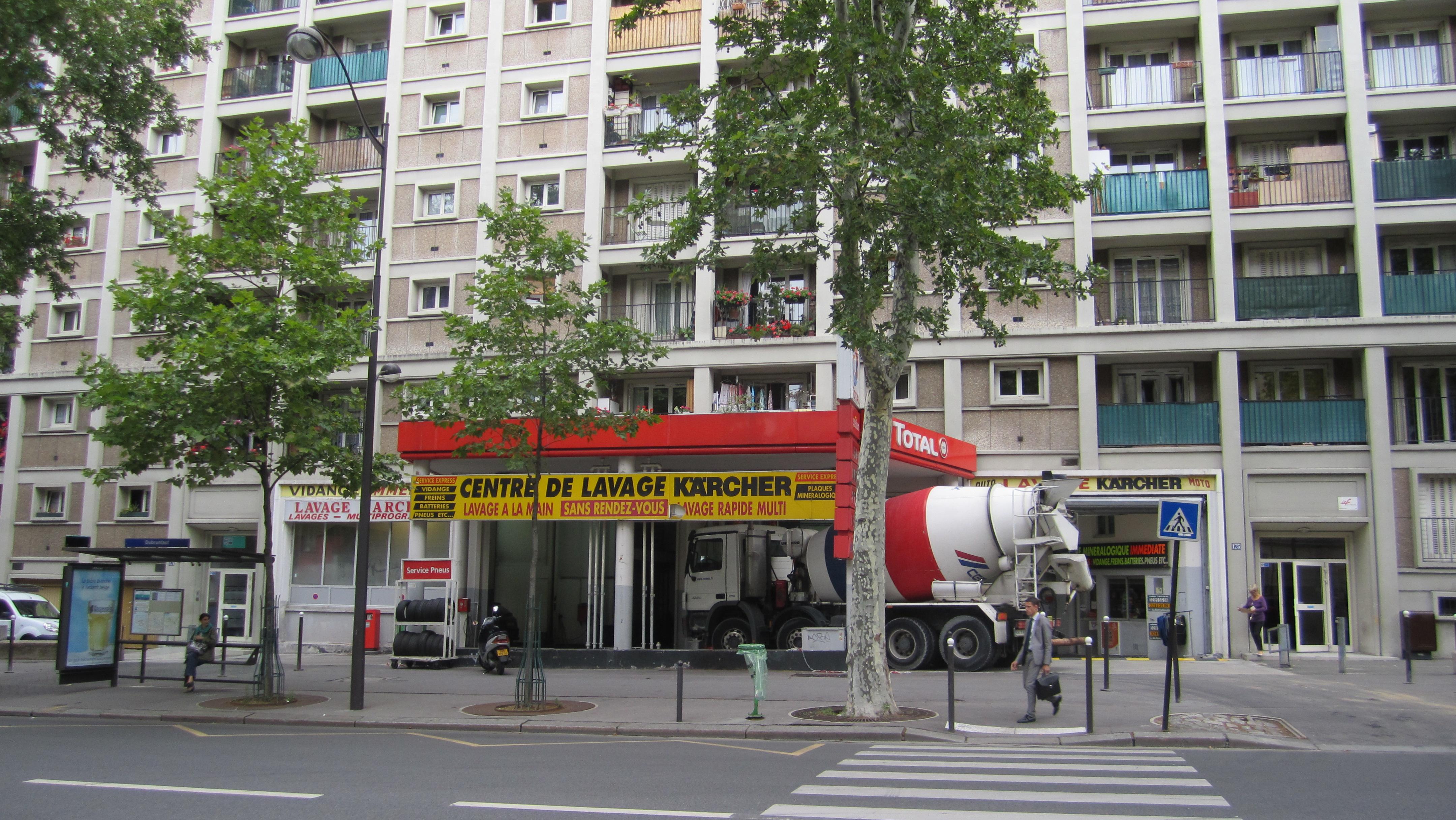 Station de lavage karcher free station lavage poids lourd container with station de lavage - La poste daumesnil ...