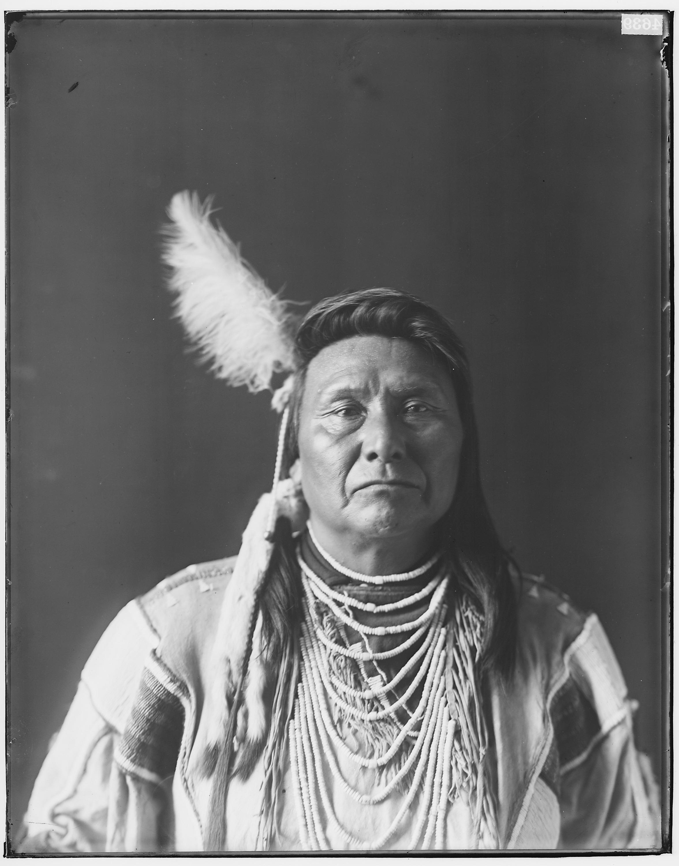 Chief Joseph Größe