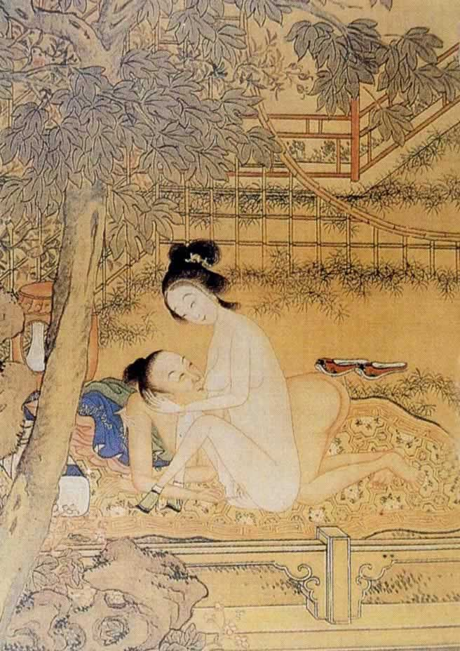 Ancient Asian Erotica