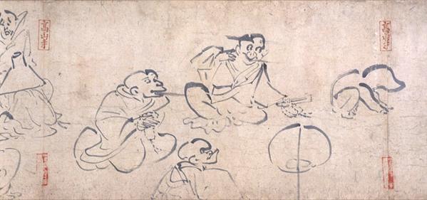 Chouju monks.jpg