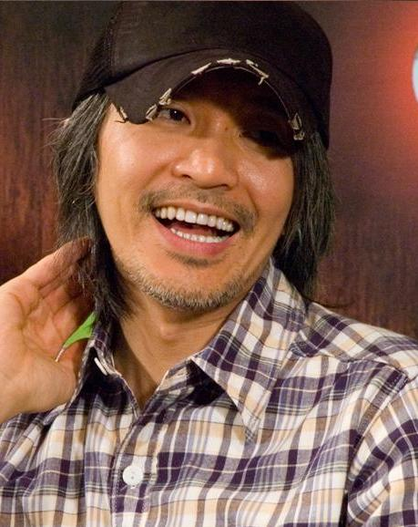Stephen Chow in 2008.