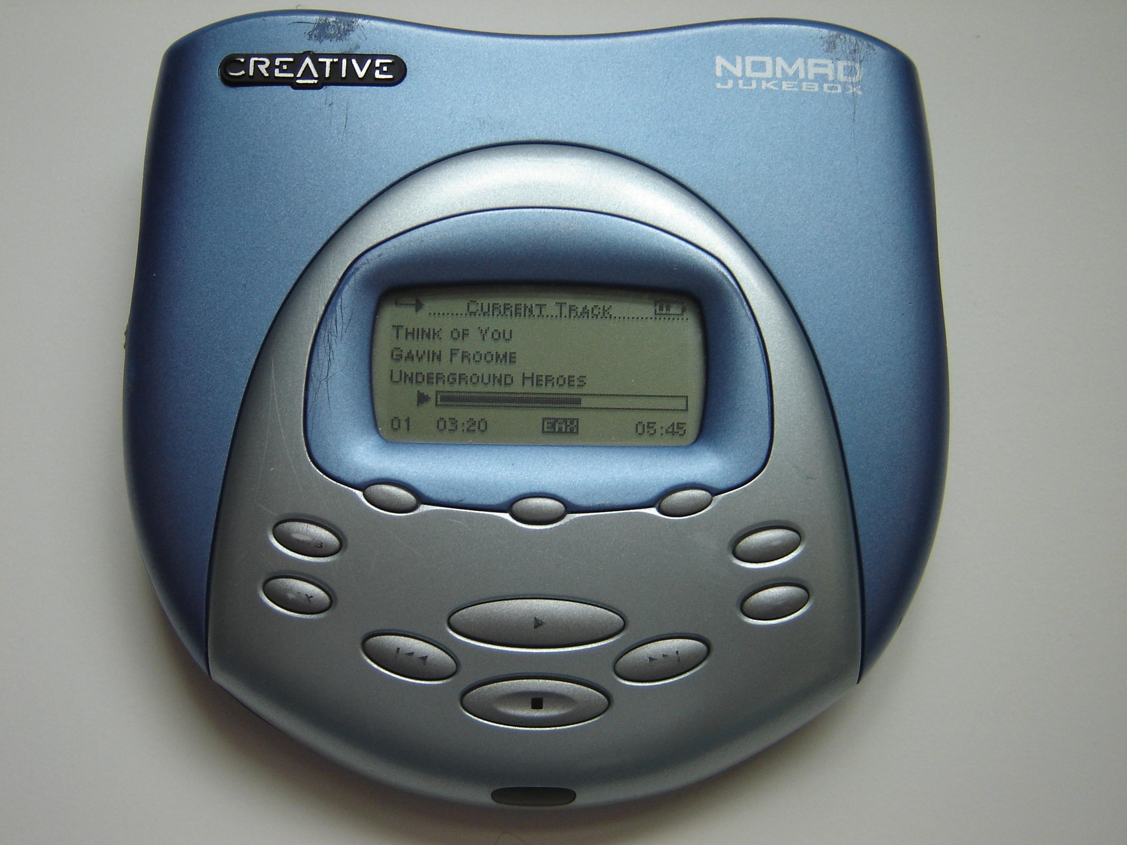 lecteur cd mp3