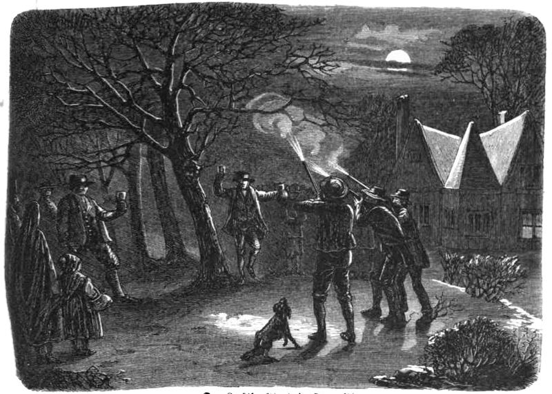 Das festliche Jahr img047 Der Zwölfer-Abend in Devonshire.jpg