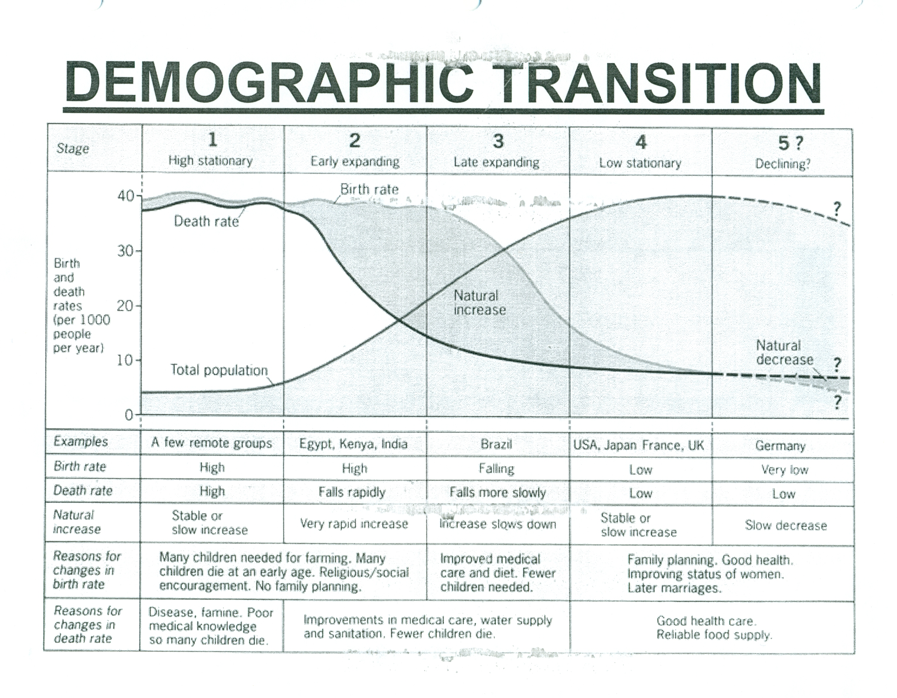Transnationalism the study of population moves essay
