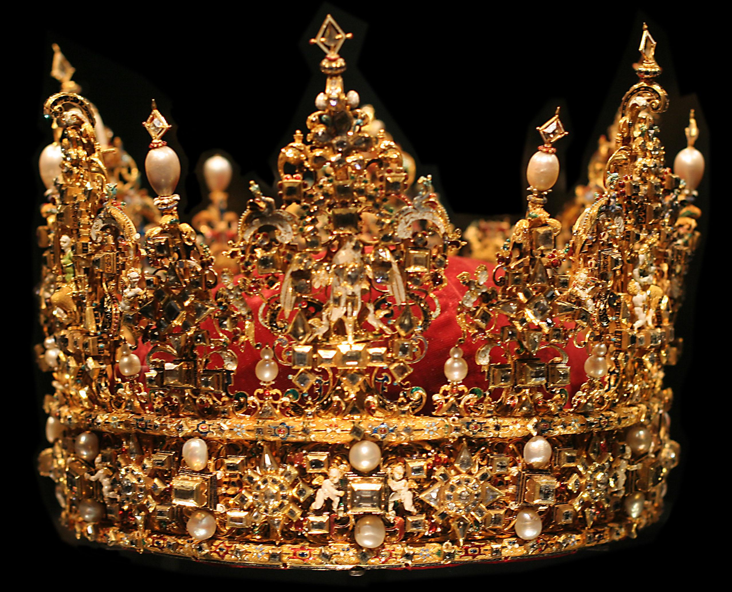 Krune , tiare... - Page 7 Denmark_crown
