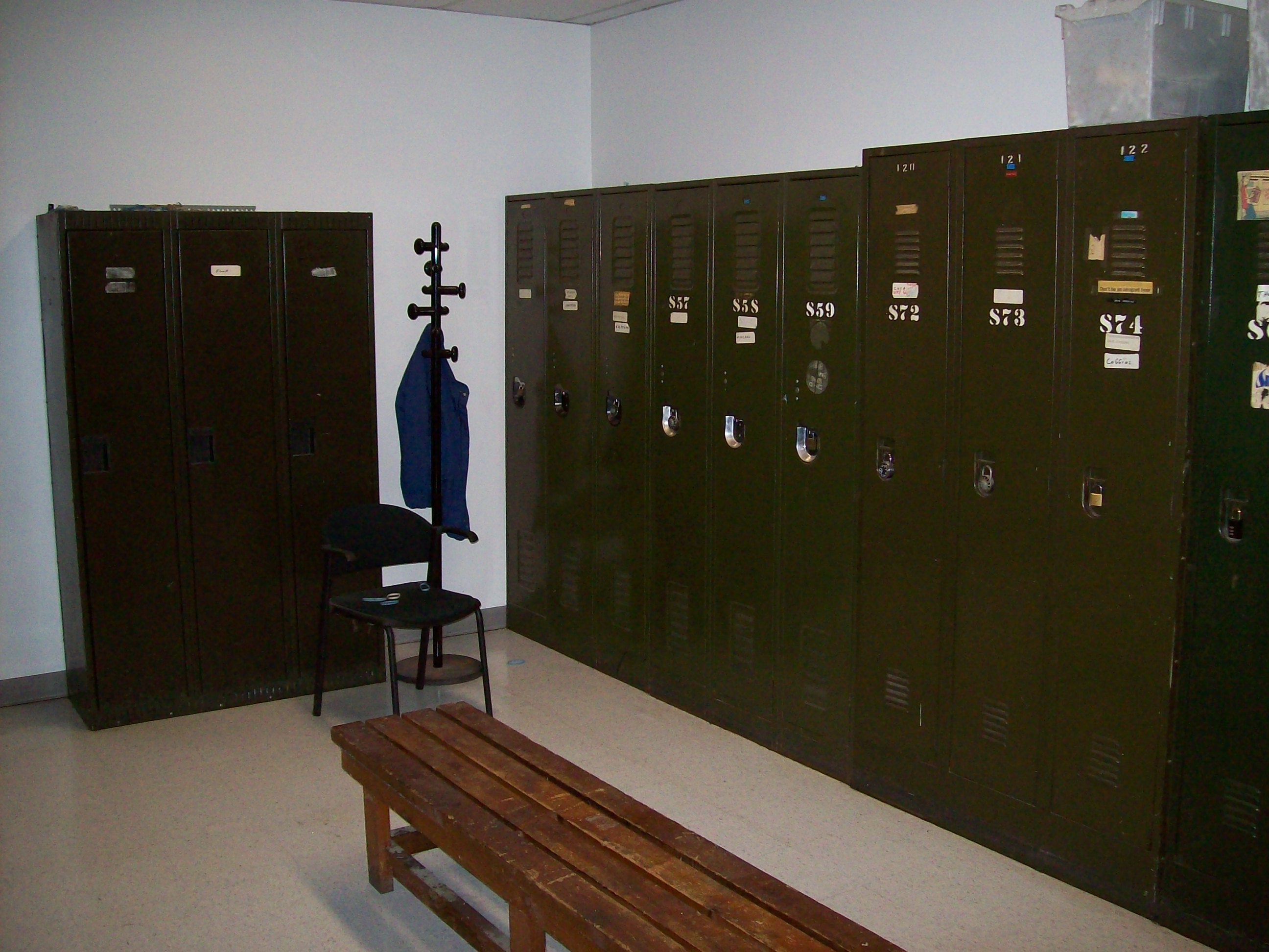 The Locker Room Auburn