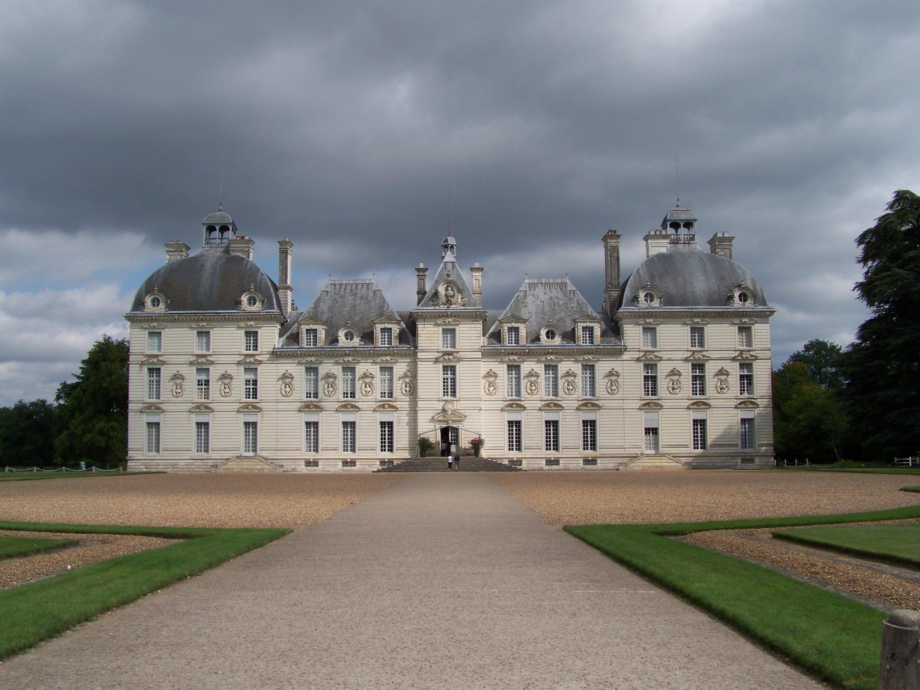 Un Chateau Dans Les Nuages file:des nuages dans le ciel de cheverny - wikimedia commons