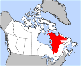former district of the Northwest Territories, Canada