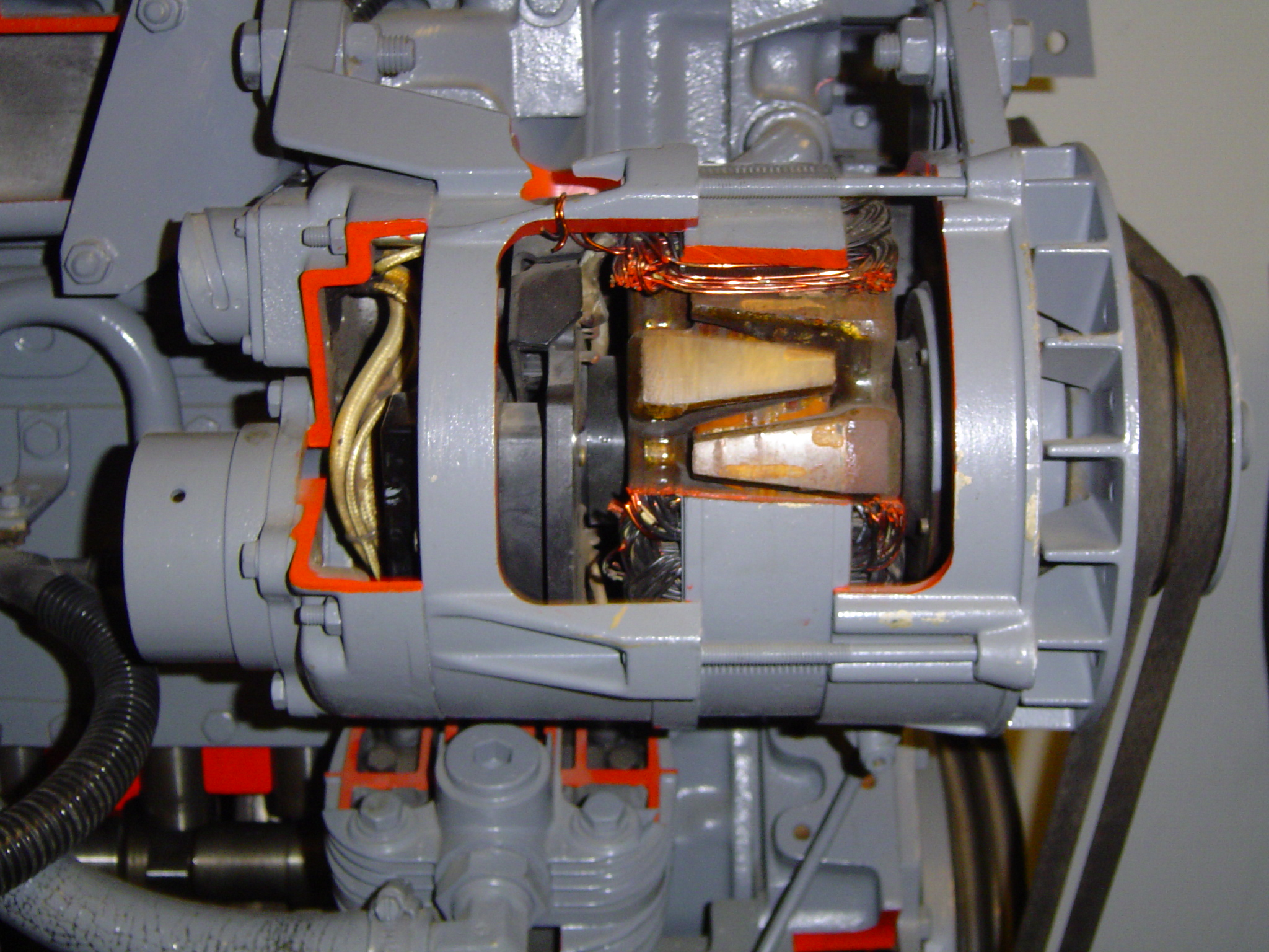 Kawasaki Heavy Generator Distributor In Houston