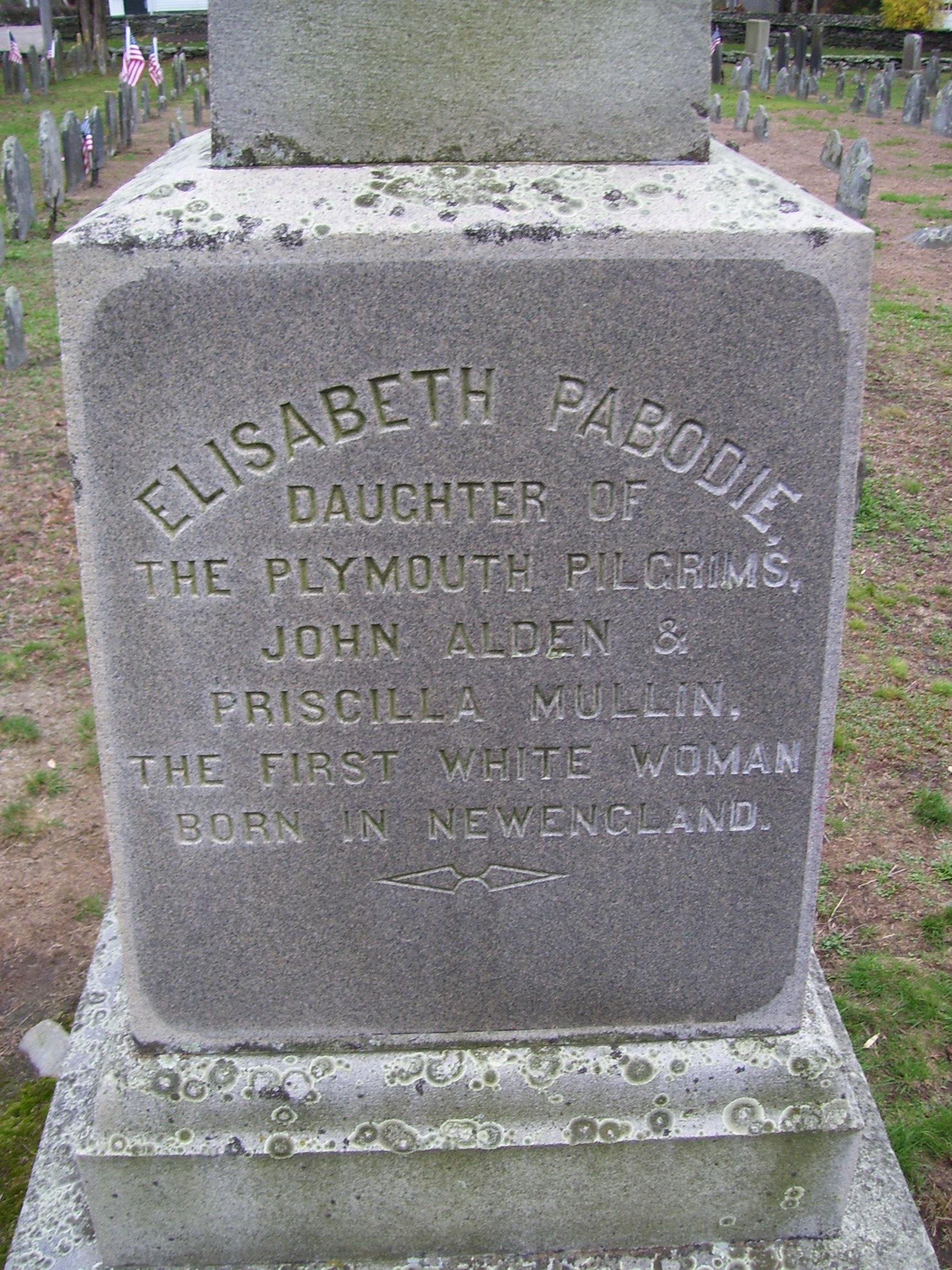 Elizabeth Pabodie