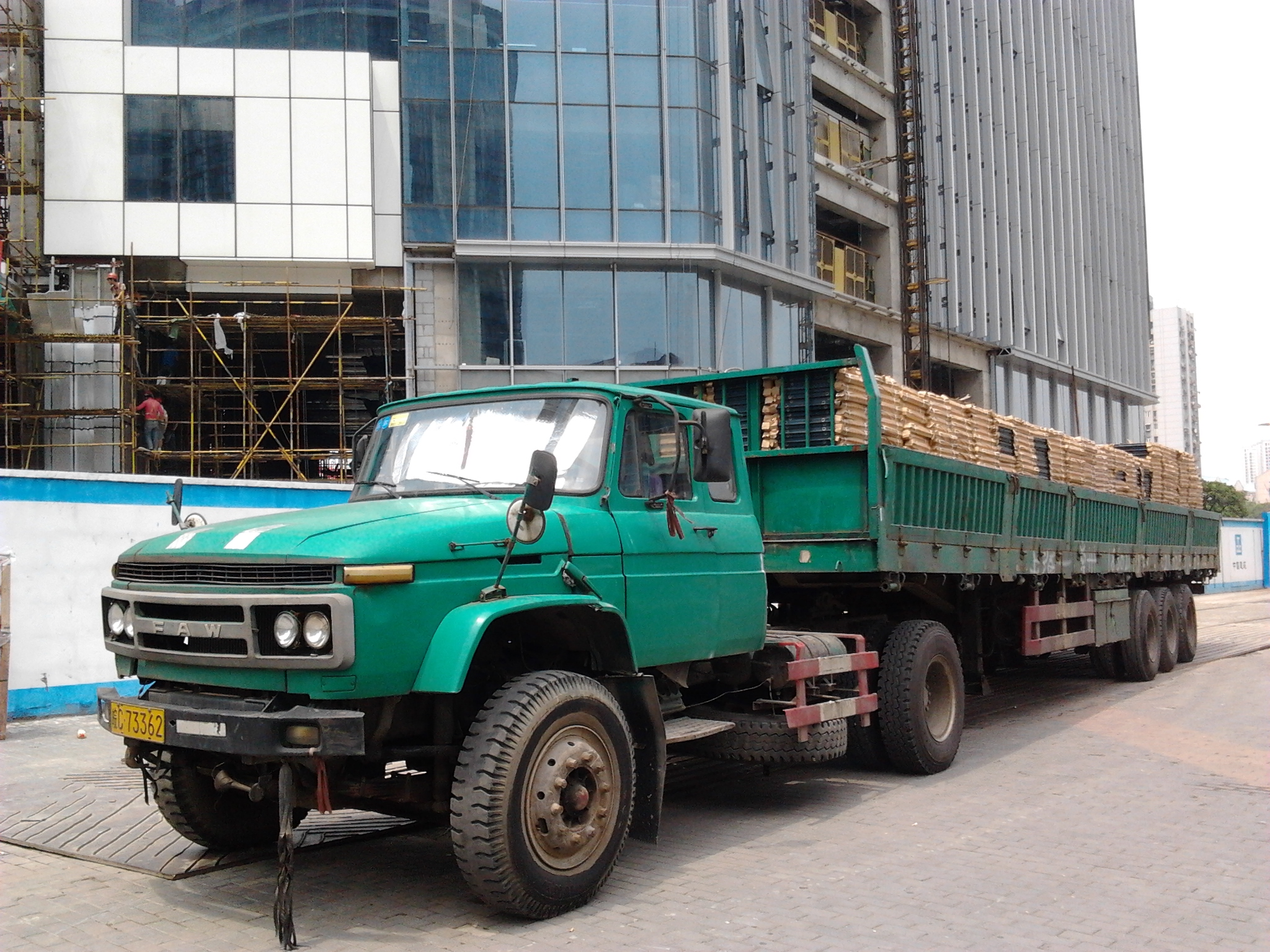 Wiki Semi Trailer Truck Upcscavenger