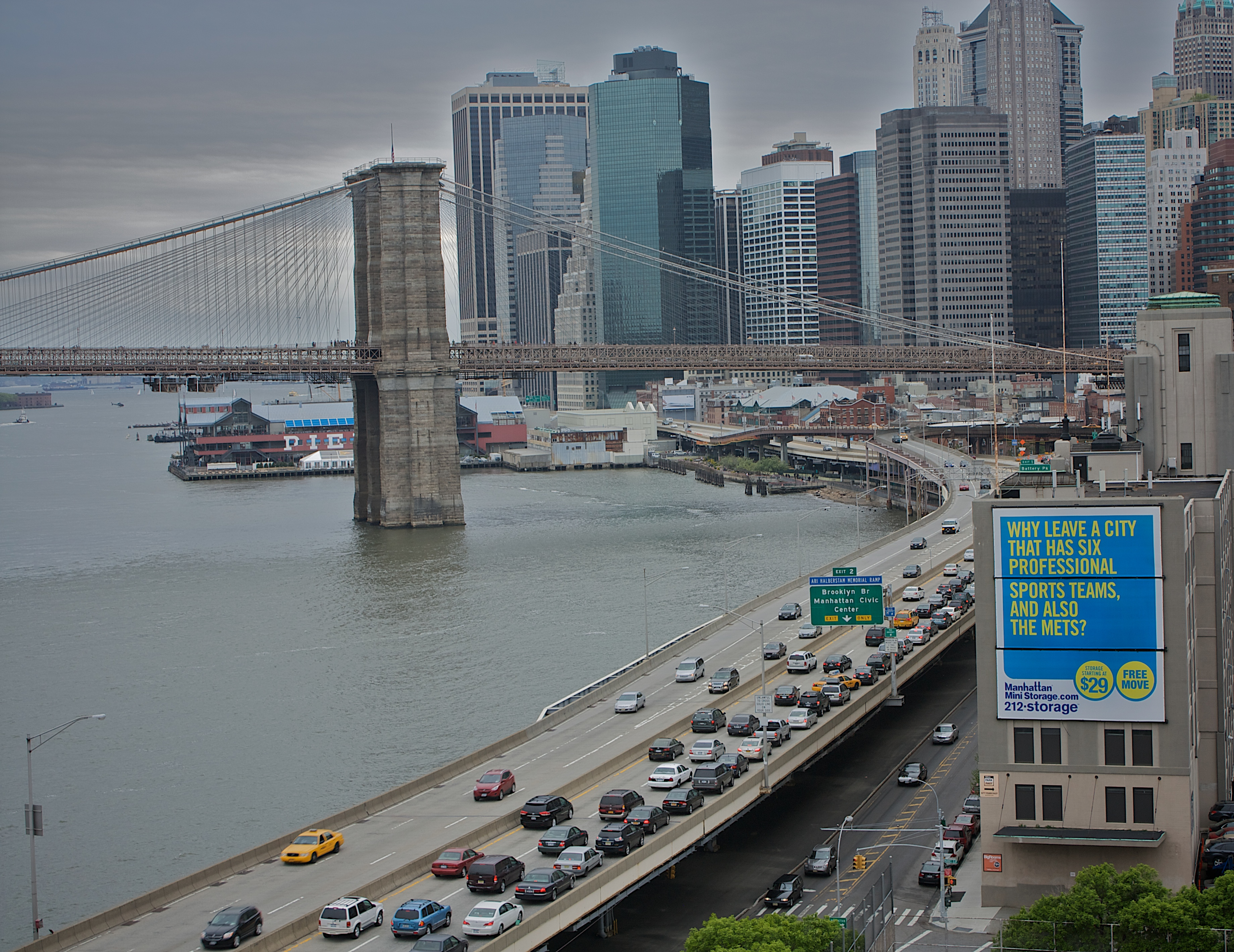 Fdr Drive Nyc Passenger Cars Only