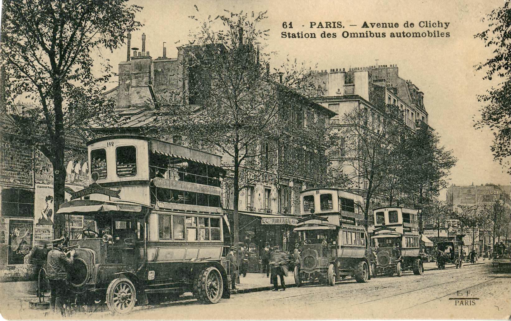 Caf Ef Bf Bd L Autobus Paris