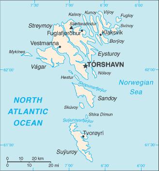 Faroe Islands-CIA WFB Map.png