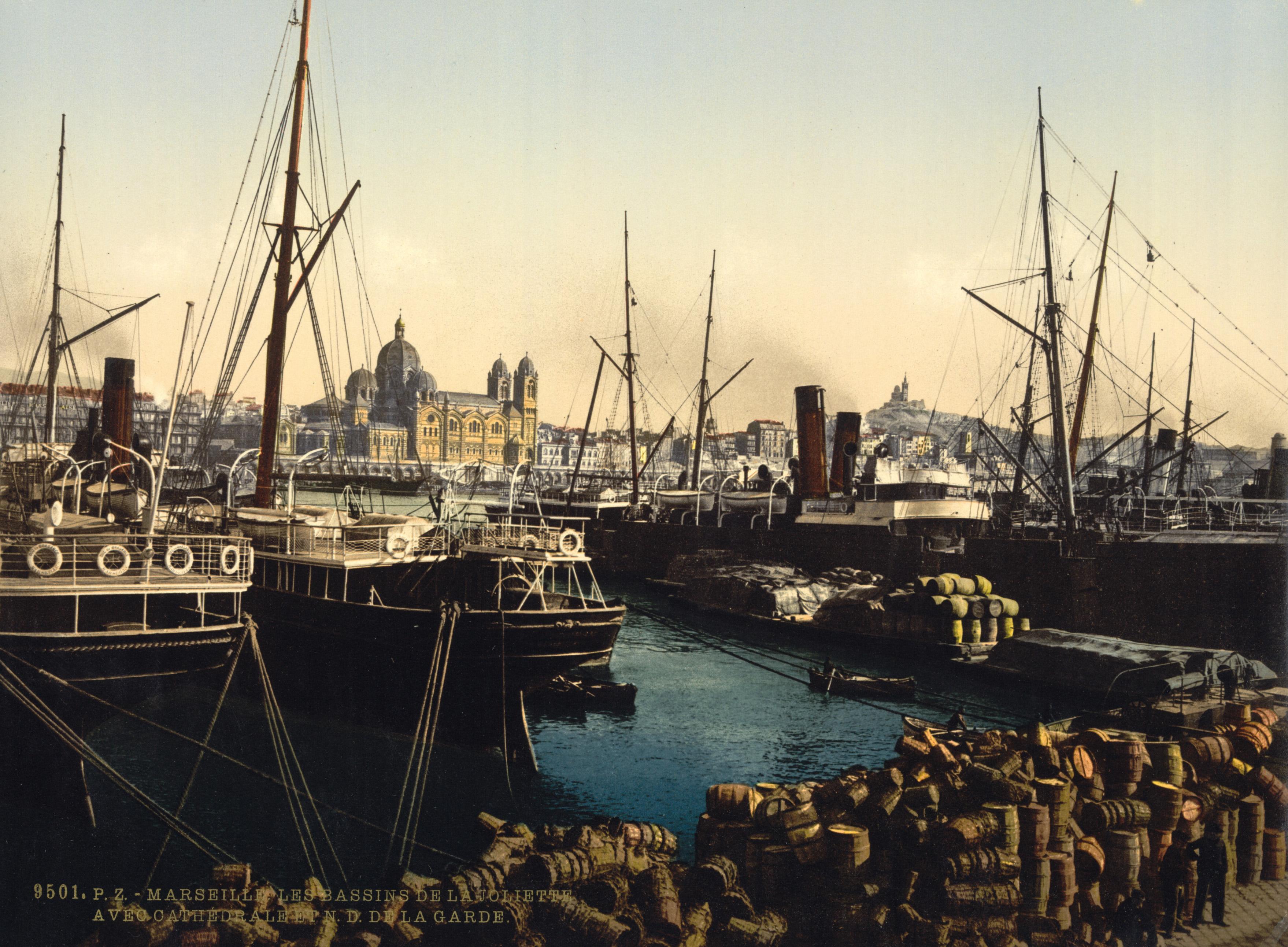 File Flickr Trialsanderrors Old Port Of Marseille
