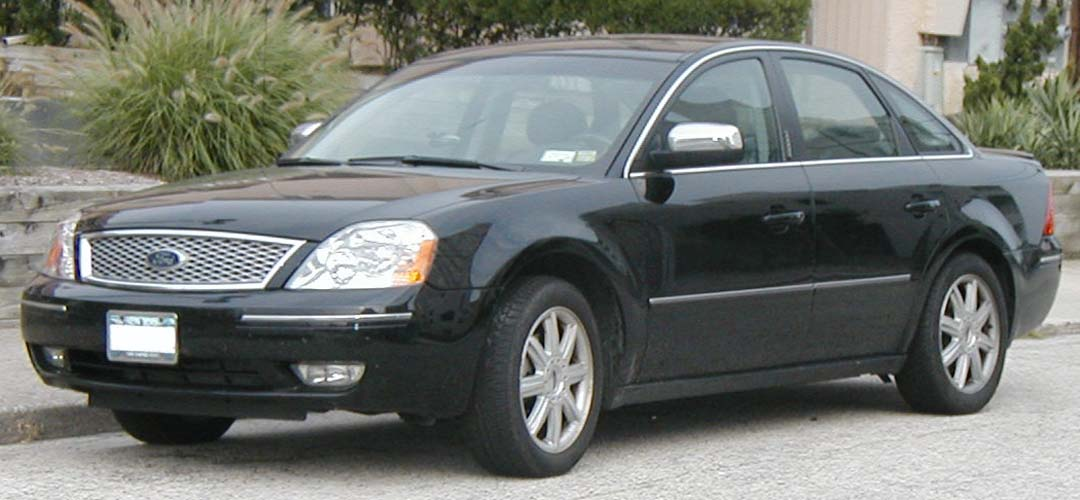 Ford Five Hundred Wikip 233 Dia A Enciclop 233 Dia Livre