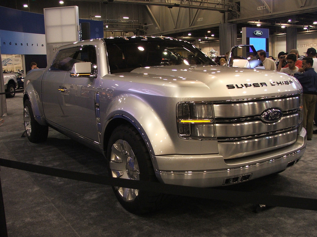 Ford F250 Super Chief  Wikipedia