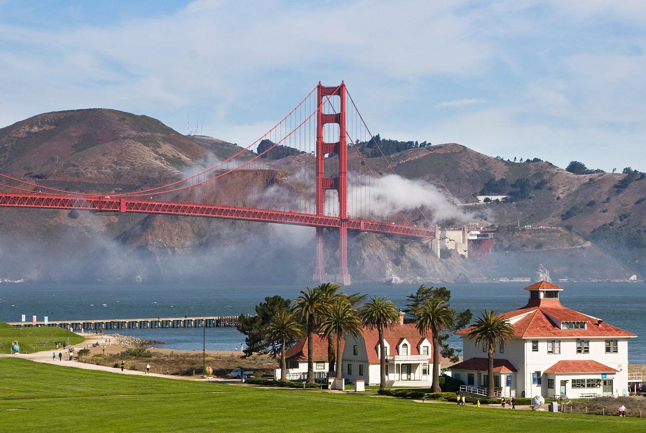 The Presidio - San Francisco