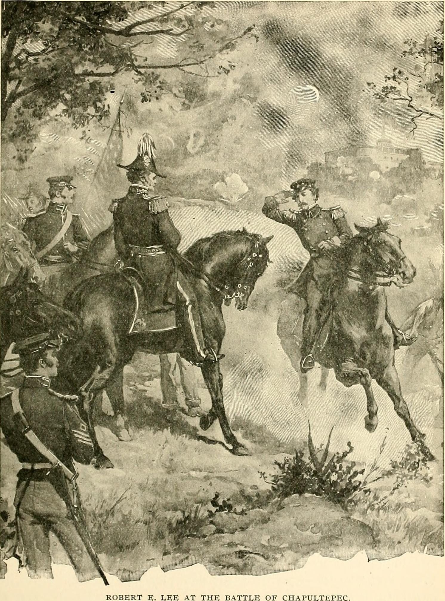 a biography of robert edward lee a soldier Biography of general robert e lee  recommended books and more robert edward lee (january 19, 1807 – october 12, 1870) was an american and confederate soldier,.