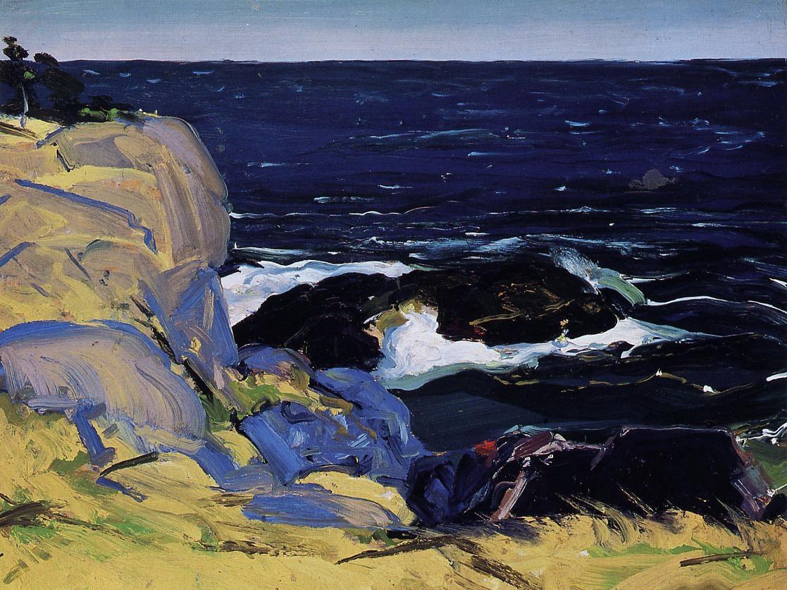 George Bellows Oil Paintings