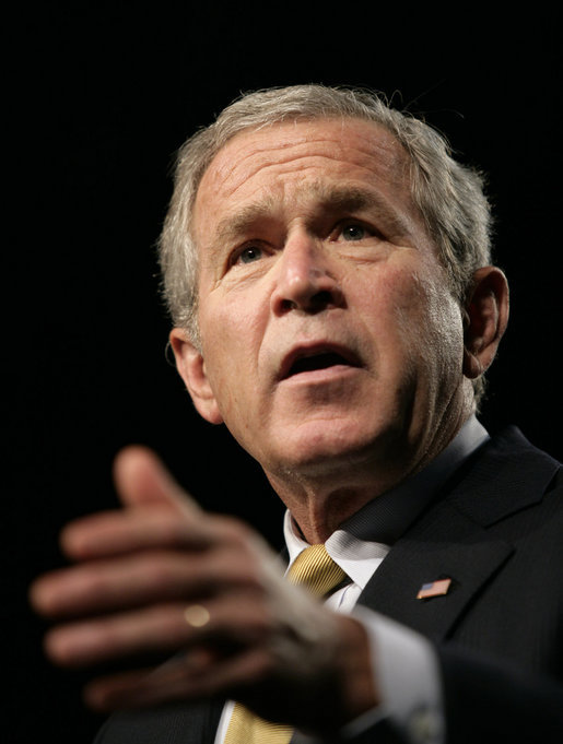 president bushs war on terrorism President bush signs executive order authorizing military tribunals : on november 13, 2001, president george w bush signed an executive order authorizing the creation of military tribunals for the detention, treatment and trial of certain non-citizens in the war against terrorism.