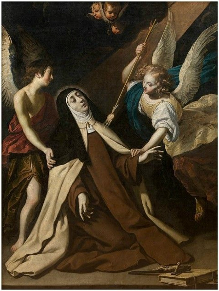 Filegerard Seghers Ecstasy Of Saint Teresajpg Wikipedia