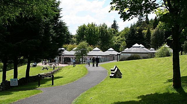 Glenariff Forest Park Visitor Centre - geograph.org.uk - 472818