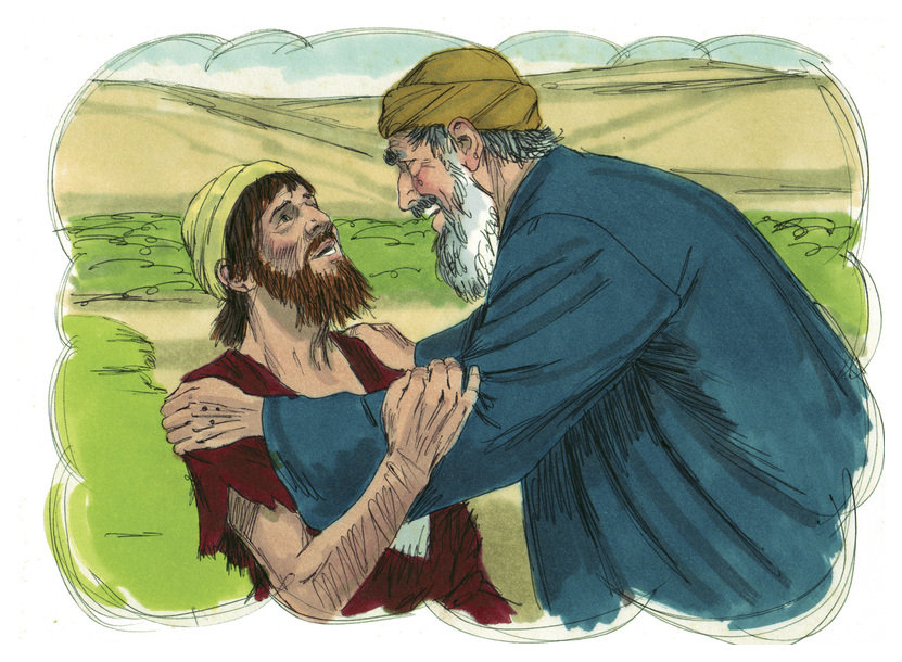 an analysis of the prodigal son from the gospel of luke Parable of the prodigal son analysis we will examine the parable of the prodigal son a historical and literary analysis of the gospel of luke must be.