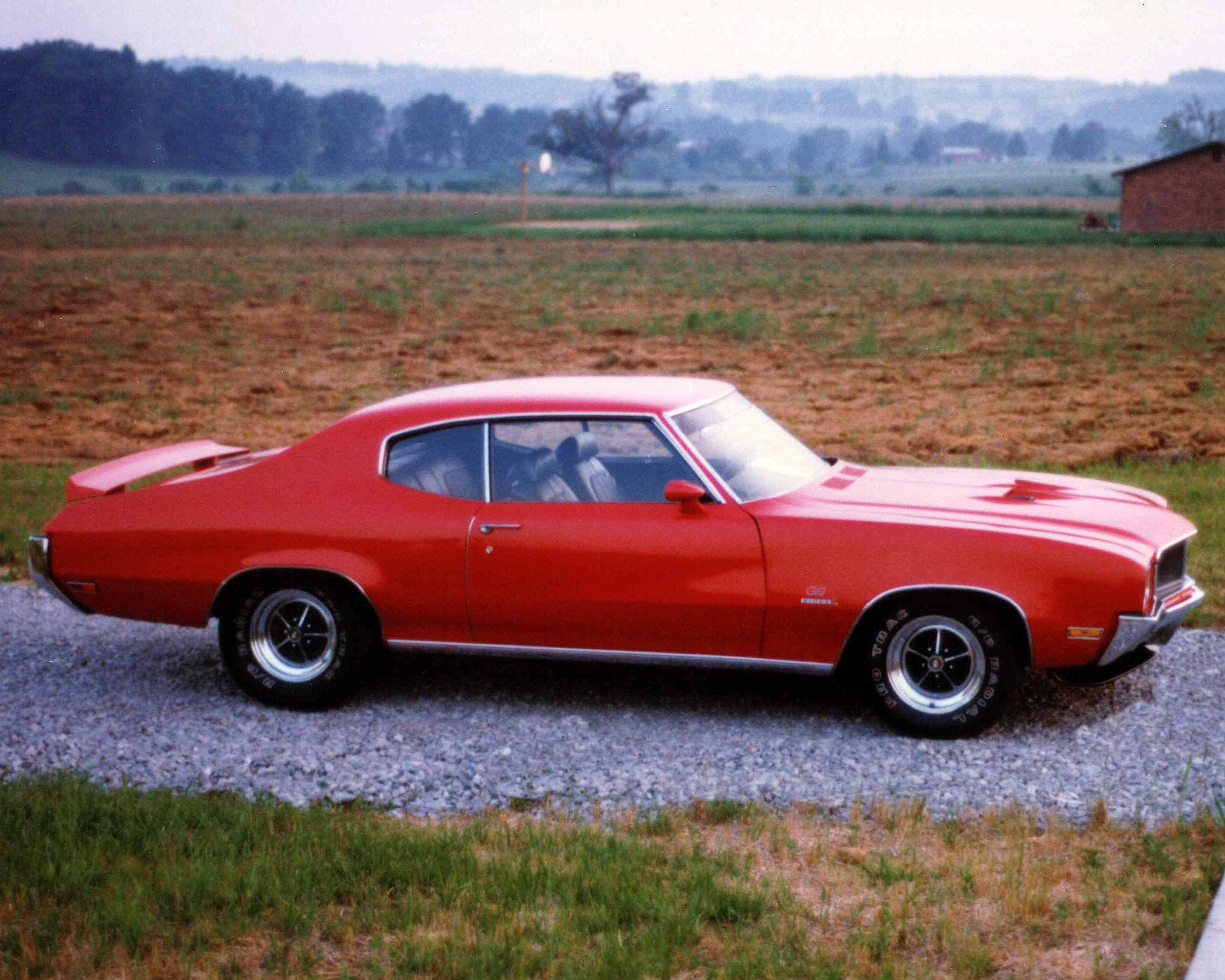15 Best American Classic Muscle Cars of All Time - RankRed