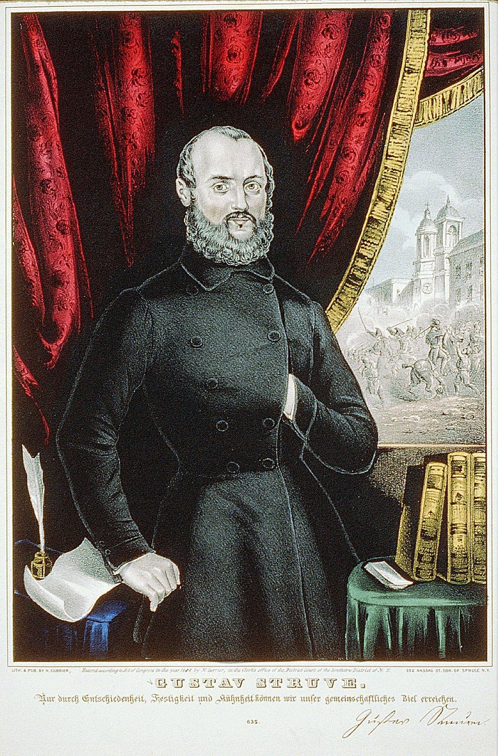 Gustav Struve
