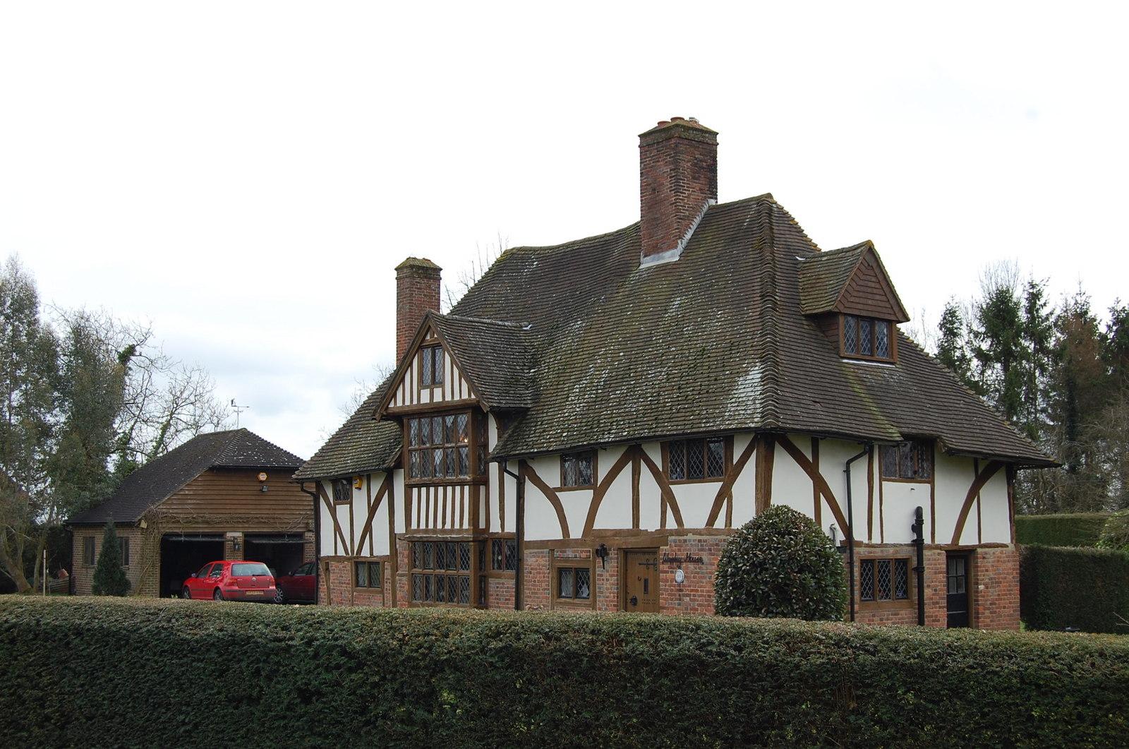 file half timbered house maytham road rolvenden wikimedia. Black Bedroom Furniture Sets. Home Design Ideas