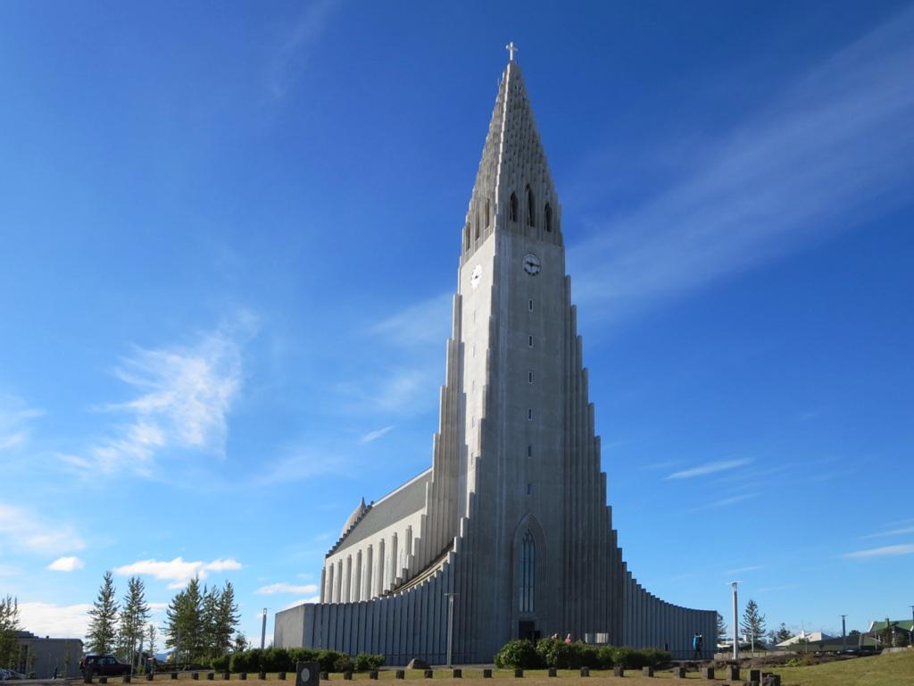 iglesia Hallgrímskirkja