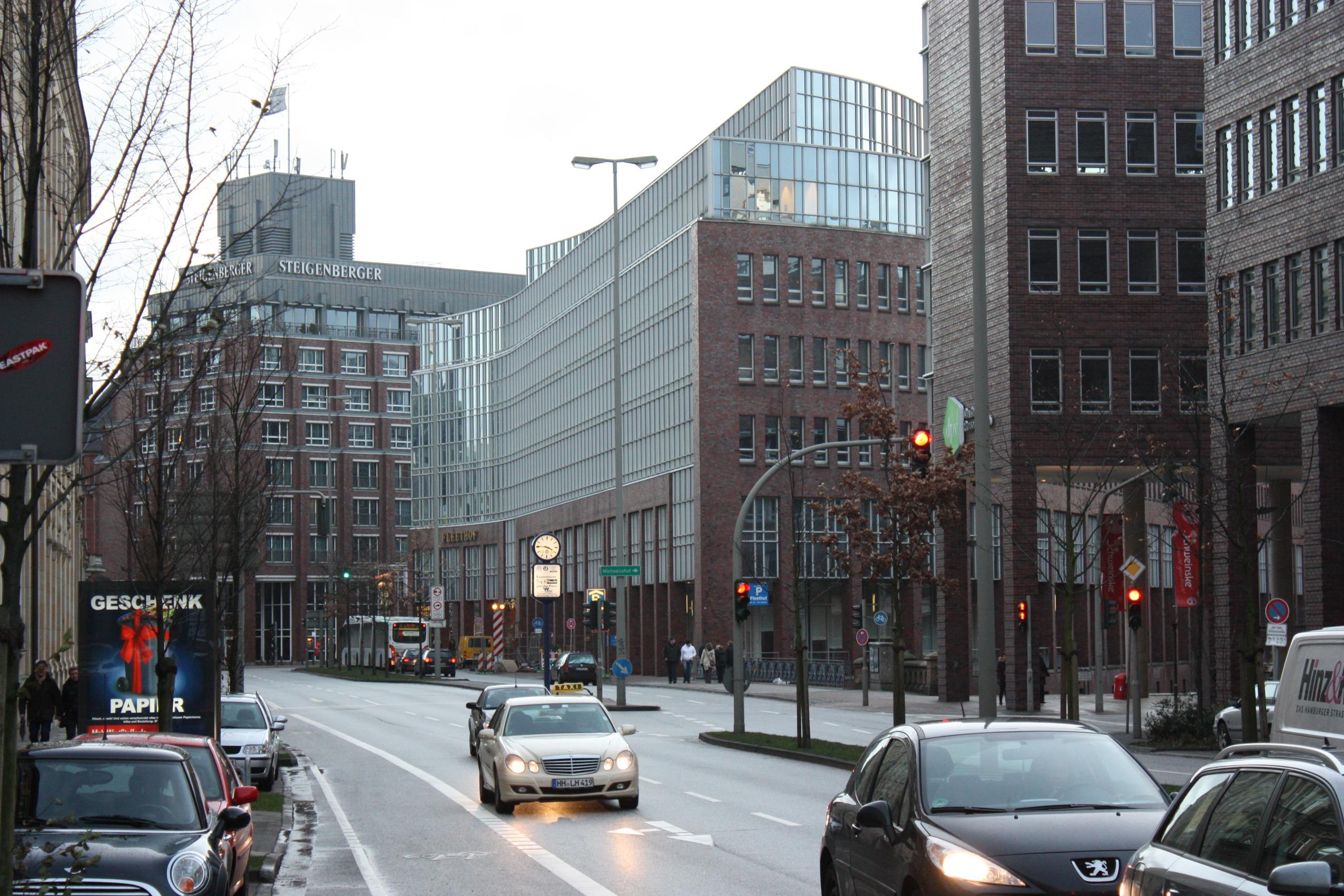Hotel Hamburg Village