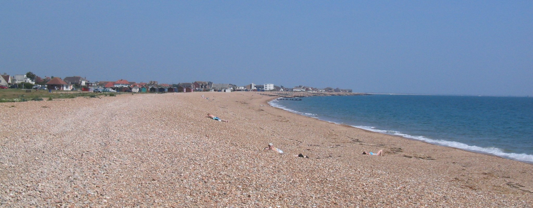 Is Hayling Island Beach The Property Of The Crown Estate