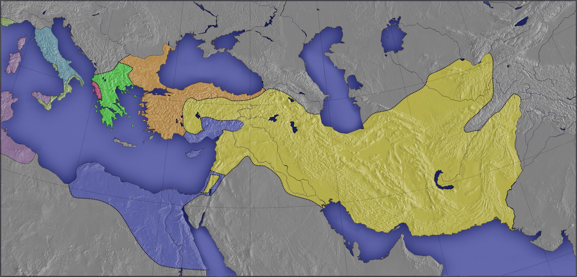 Filehellenistic world 300bc blank1g wikimedia commons filehellenistic world 300bc blank1g gumiabroncs Image collections
