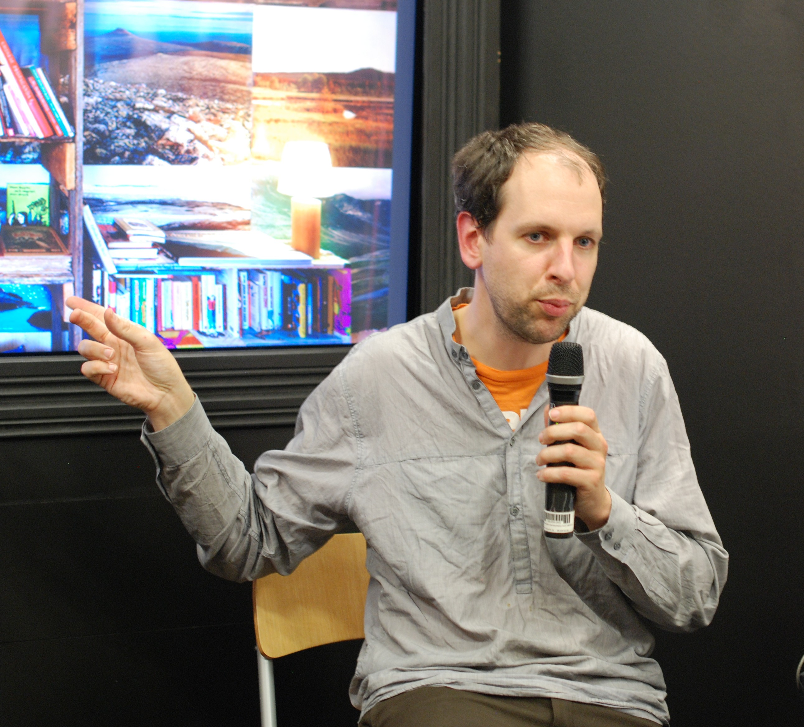 Image of Hendrik Zeitler from Wikidata