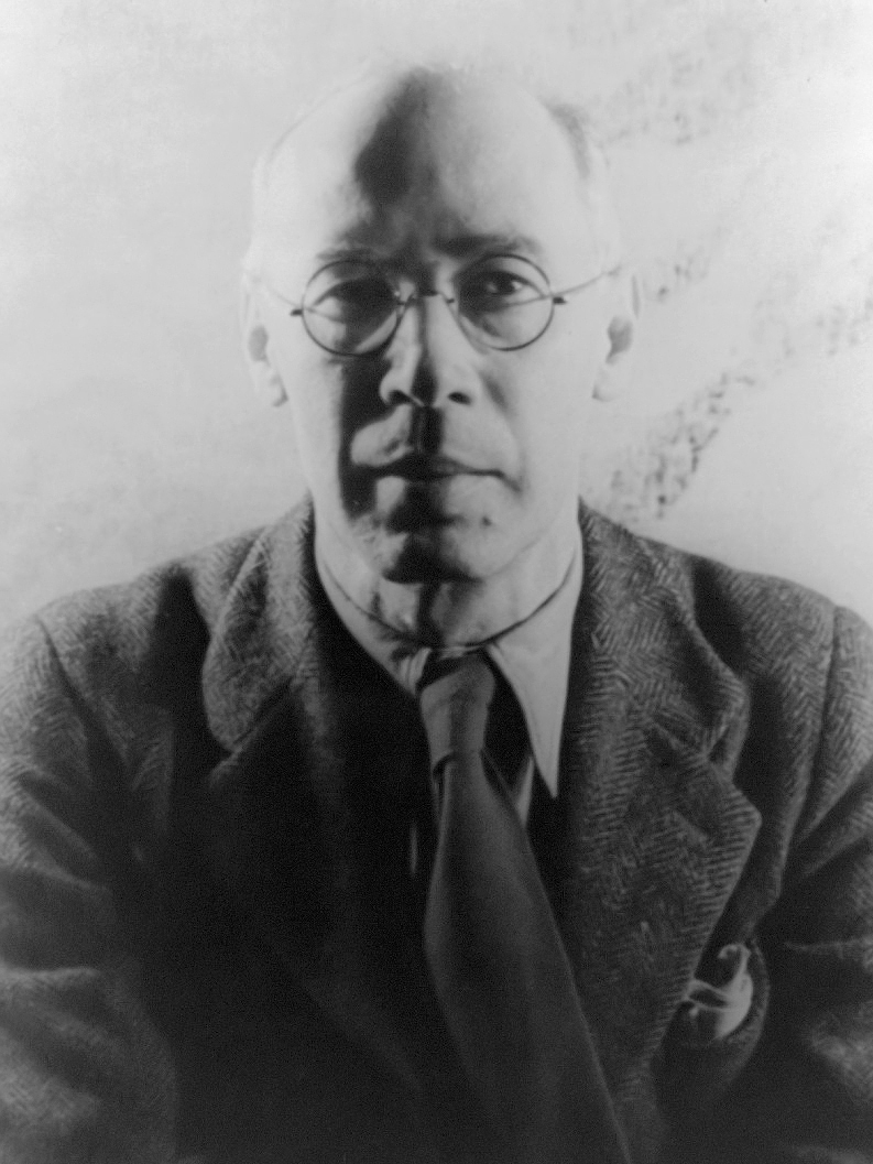 Portrait of Henry Miller