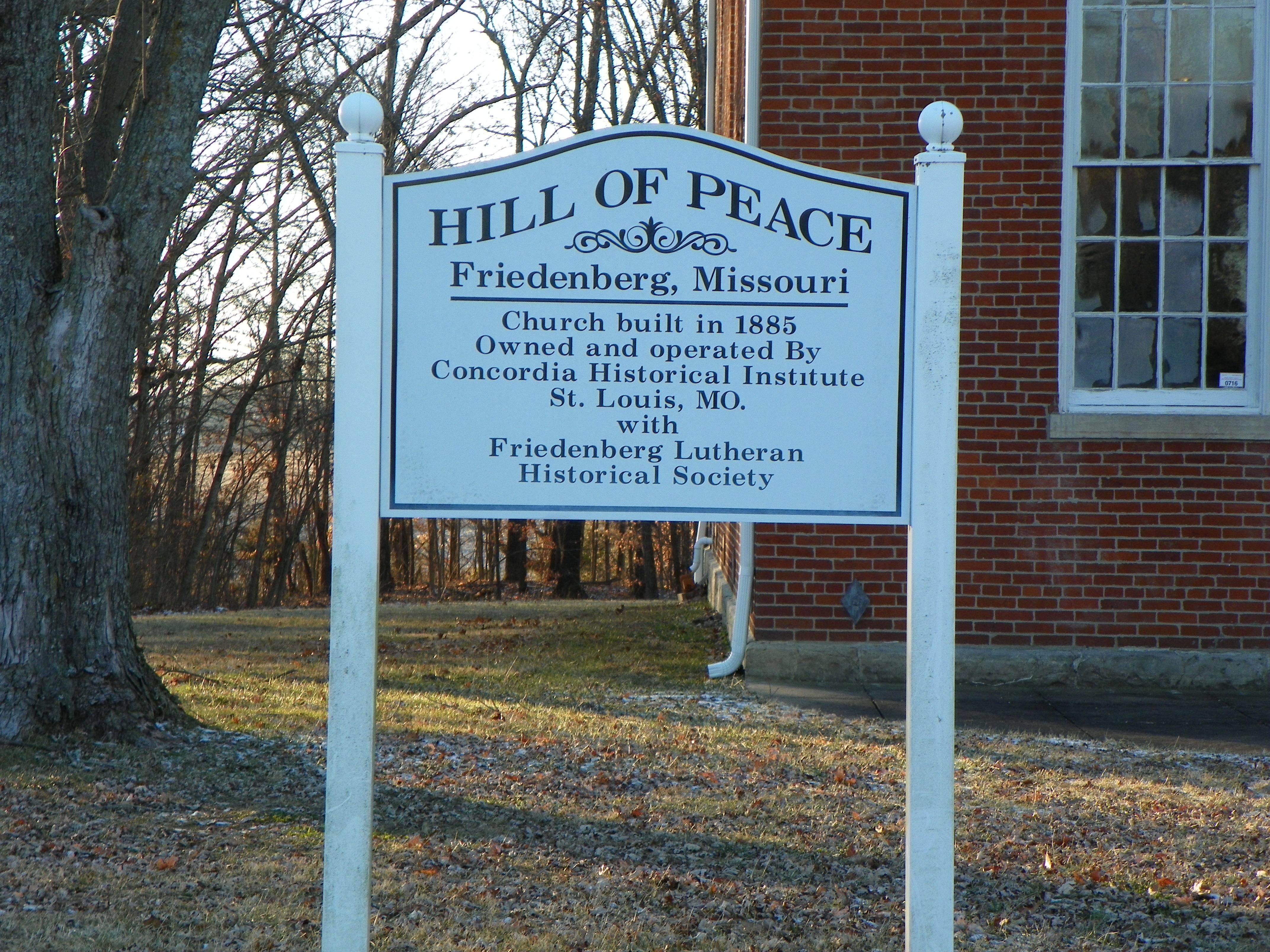 Peace Lutheran Church Grand Island Nebraska