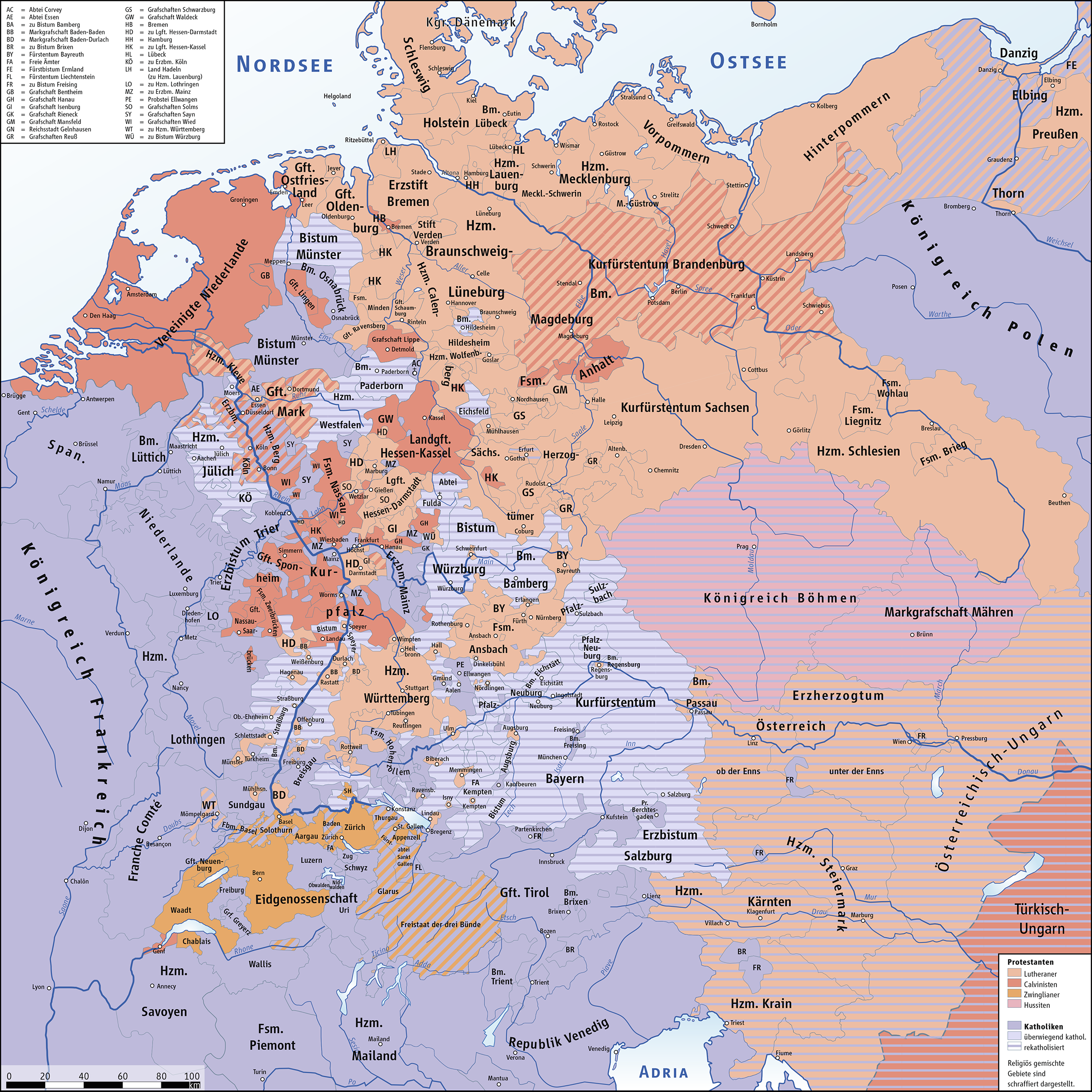 Holy Roman Empire on The