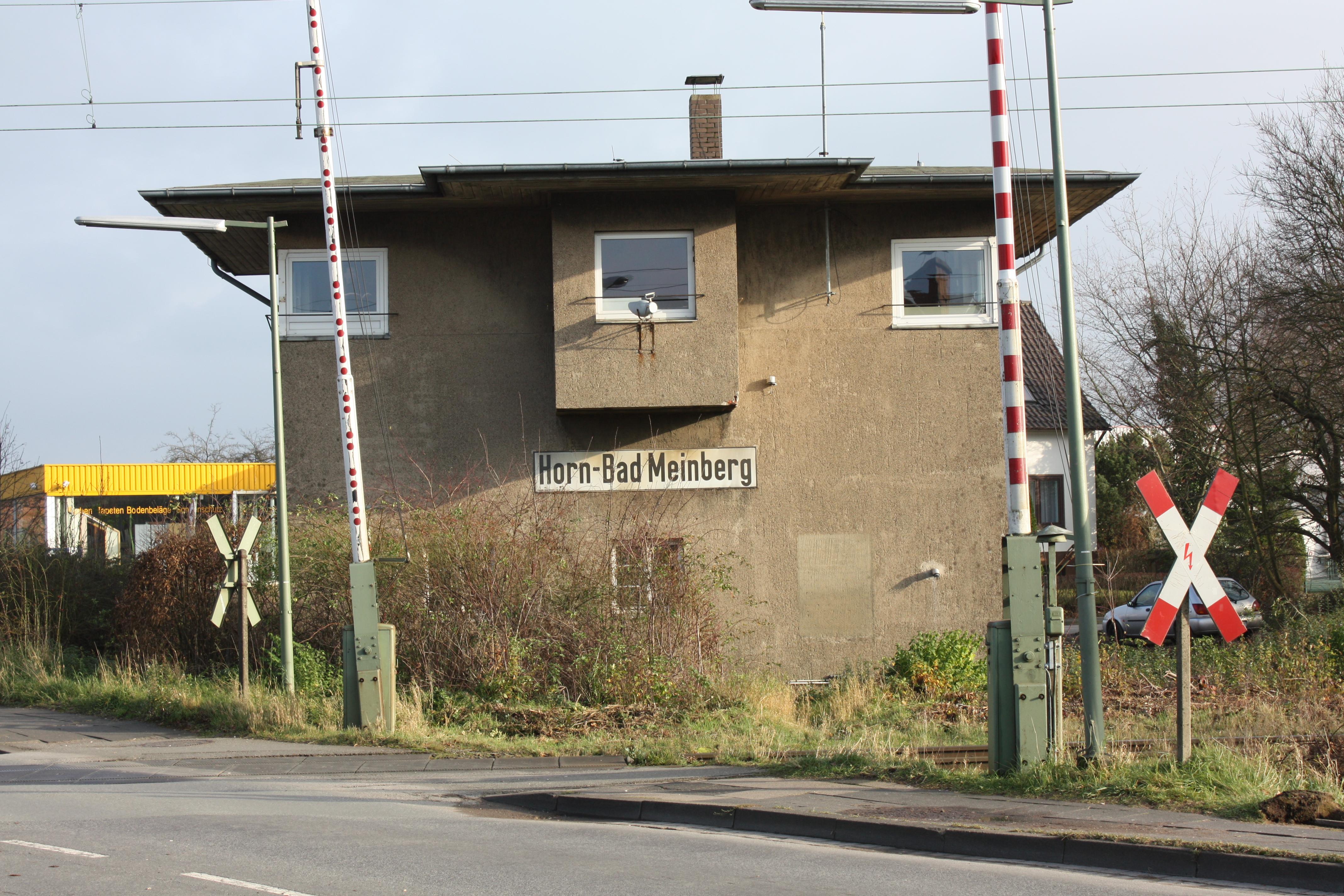 Horn Bad file horn bad meinberg stellwerk jpg wikimedia commons