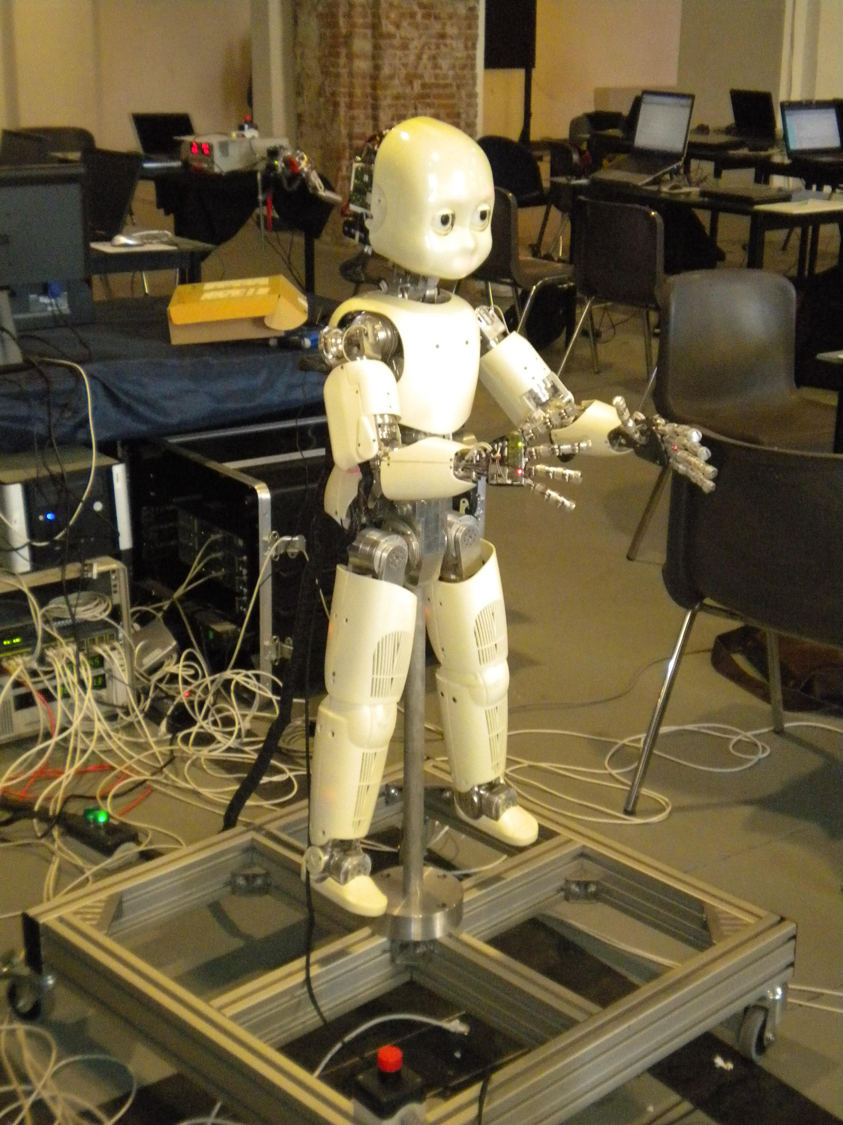 Open-source robotics - Wikipedia