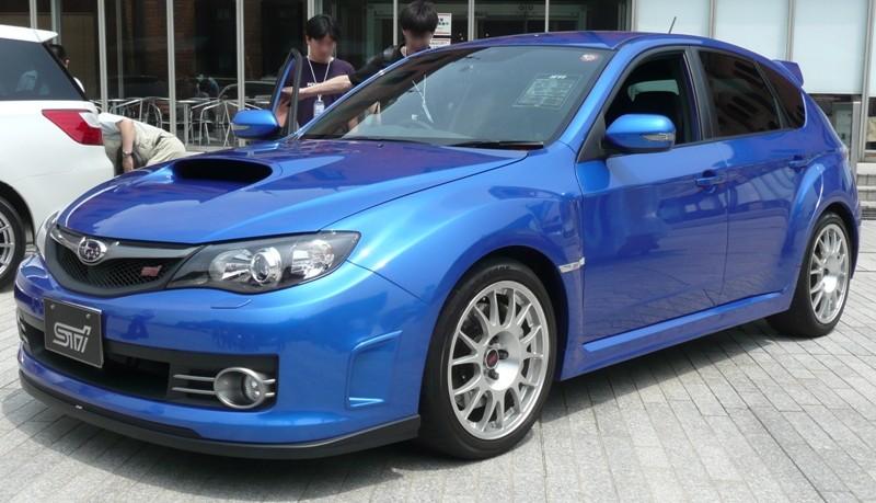 Subaru Impreza Wagon 2018 >> Subaru Impreza — Wikipédia