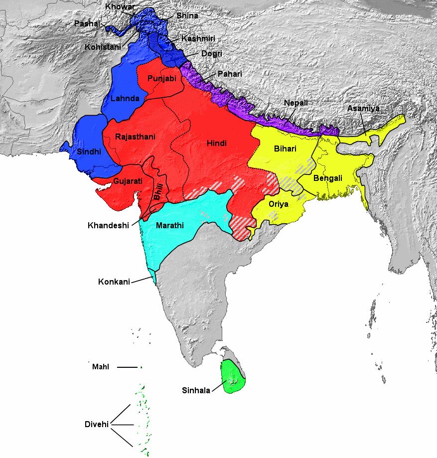 GEOG Fundamentals Of World Regional Geography - World map image in marathi