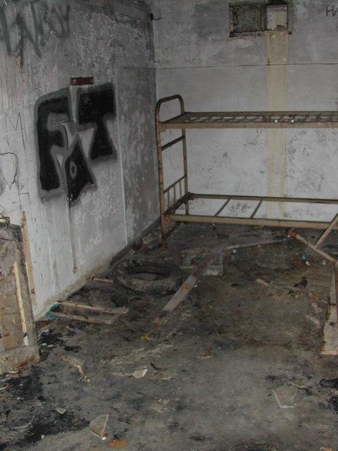 Underground Room In Back Garden Uk