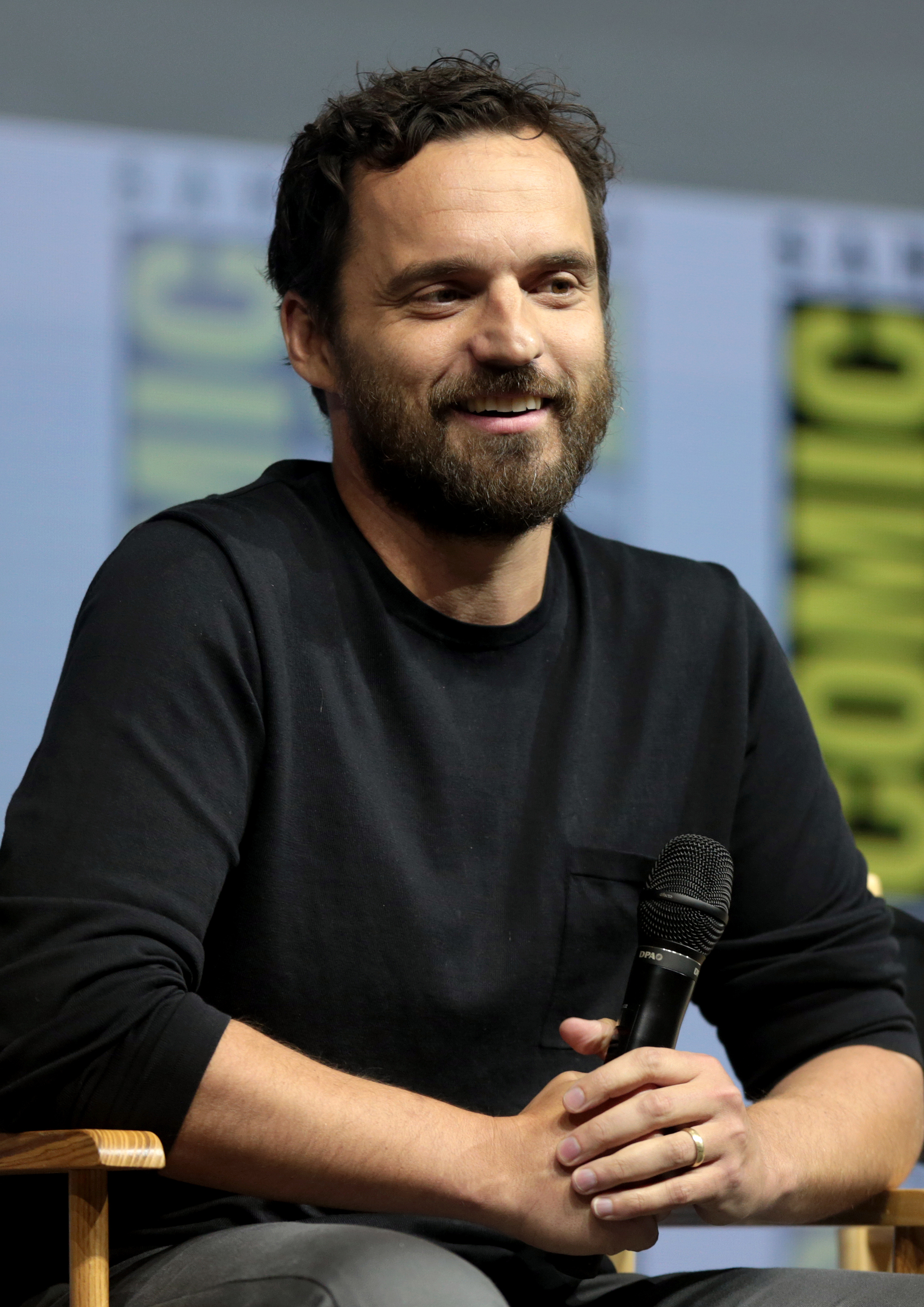 The 40-year old son of father Ken Weinberger and mother Eve Johnson Jake Johnson in 2018 photo. Jake Johnson earned a  million dollar salary - leaving the net worth at 2 million in 2018